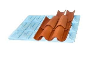 Isolpanel pannello isolante in polistirene espanso per tetto, versione per coppo