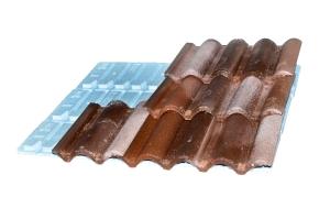 Isolpanel pannello isolante in polistirene espanso per tetto, versione per tegola