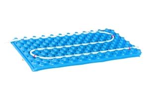Isolpanel pannello isolante in polistirene espanso per impianti di riscaldamento a pavimento